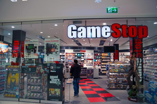 GameStop Zeil 1