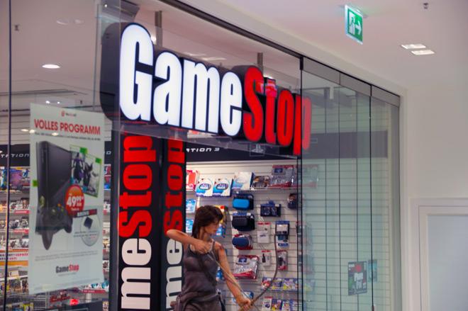 GameStop Zeil 2