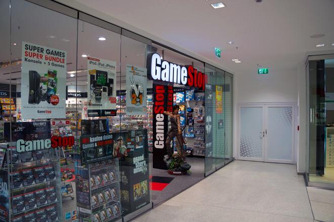 GameStop Zeil 4
