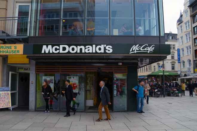 McDonalds's Zeil 1