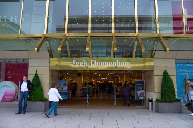 Peek & Cloppenburg Zeil 2