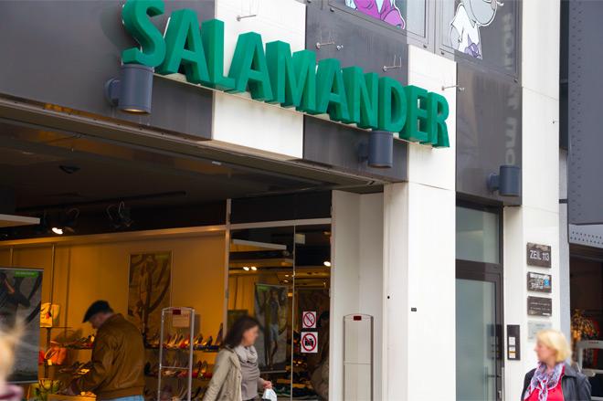 Salamander Zeil 2