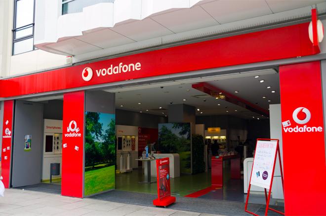Vodafone Zeil 1