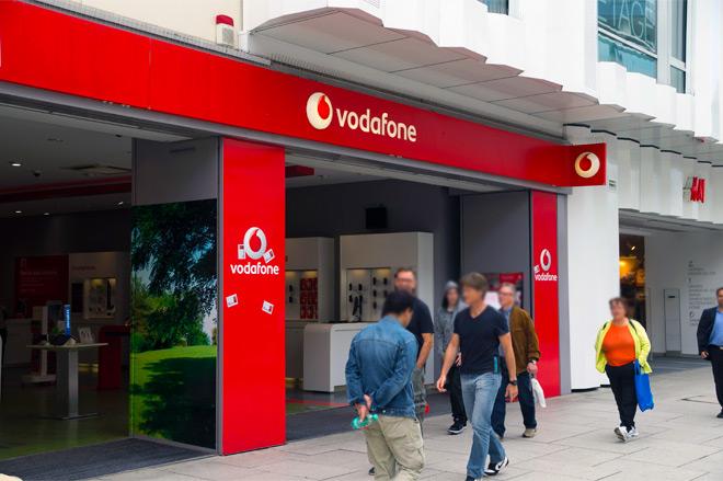 Vodafone Zeil 3