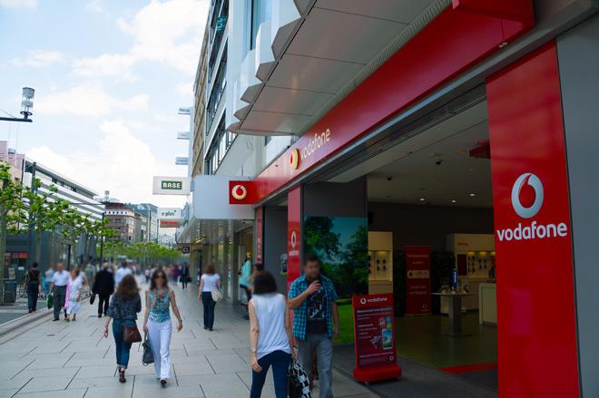 Vodafone Zeil 5