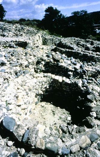 Steinzeitsiedlung Choirokoitía