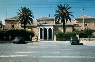 Das Zypern-Museum in Nikosía