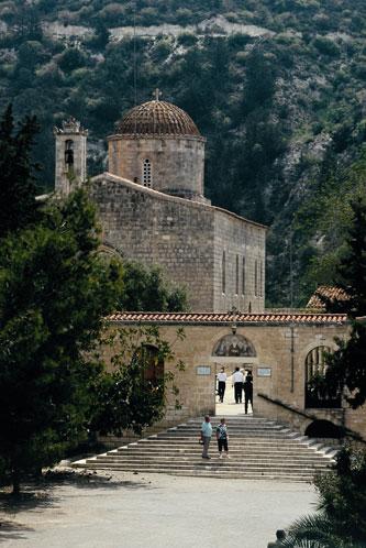 Kloster Ágios Neófytos