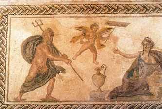 Poseidon und Amymone