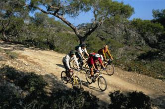 Mountainbiken auf Zypern