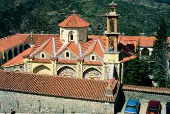 Kloster Machairás