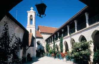 Kloster Troodítissa